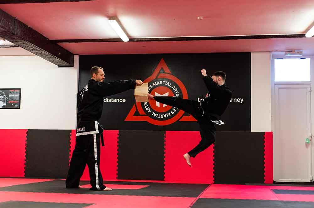 Miles Martial Arts - Dojang Taekwondo Lessons in Surrey